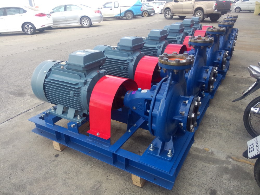 end-suction centrifugal pump