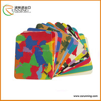 High elastic die cutting goma eva foam mat