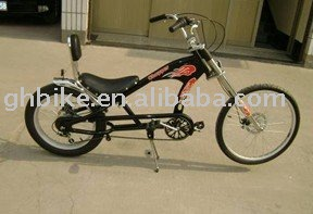 chopper bicycle export JA with good quality