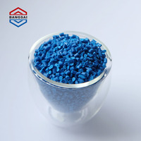 PE PP PS ABS High Pigment Blue Color Masterbatch