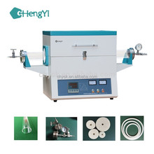 Best Price Laboratory Heating Equipment 1200 degree Electric Resistance Vacuum Split Horizontal Atmosphere Tube Furnace for Sale