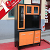 Iron kitchen cabinet / new model kitchen cabinet / Brazil style kitchen cabinet Kitchen pantry cupboards
