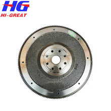 Auto spare parts cummin 6BT diesel engine flywheel A3912906 for Dongfeng Truck