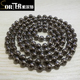 Metal black Ball Chain on Spool from China