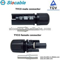 IP67 mc4 tyco solar connector