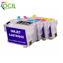 OCBESTJET empty refillable cartridge for epson XP 430 XP 434 XP 330