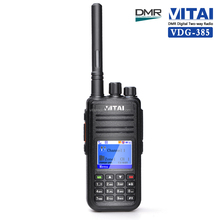 VITAI VDG-385 VHF136-174MHz or UHF400-480MHz 1000CH Digital Radio