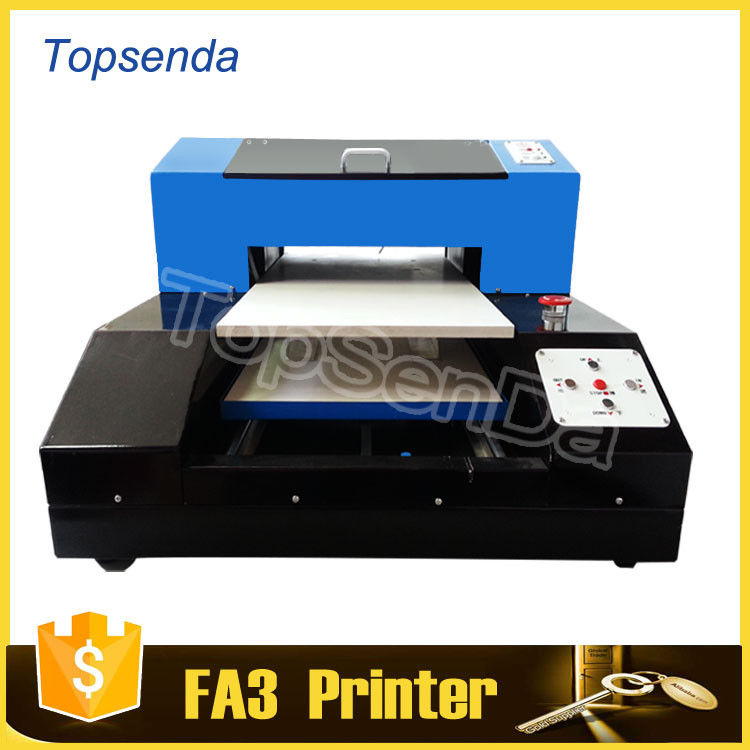 A3 size Digital T-shirt printer Direct to garment dtg printers for sale