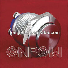 ONPOW Anti-vandal push button GQ19H-10