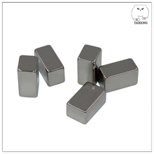 Super Strong Rare Earth N52 Neodymium Magnet Magnetic Block With Cheap Price