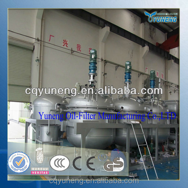 Black Engine Oil Recycling, Car Oil Regenertaion Machine