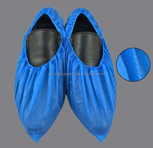 SMS Polypropylene Nonwoven Fabric Shoe Cover for Medical Use