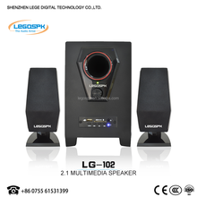 hot selling 2.1 computer speakers