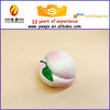 Artificial Fruit for Kids and Fake Peach Fruit for Christmas Decoration