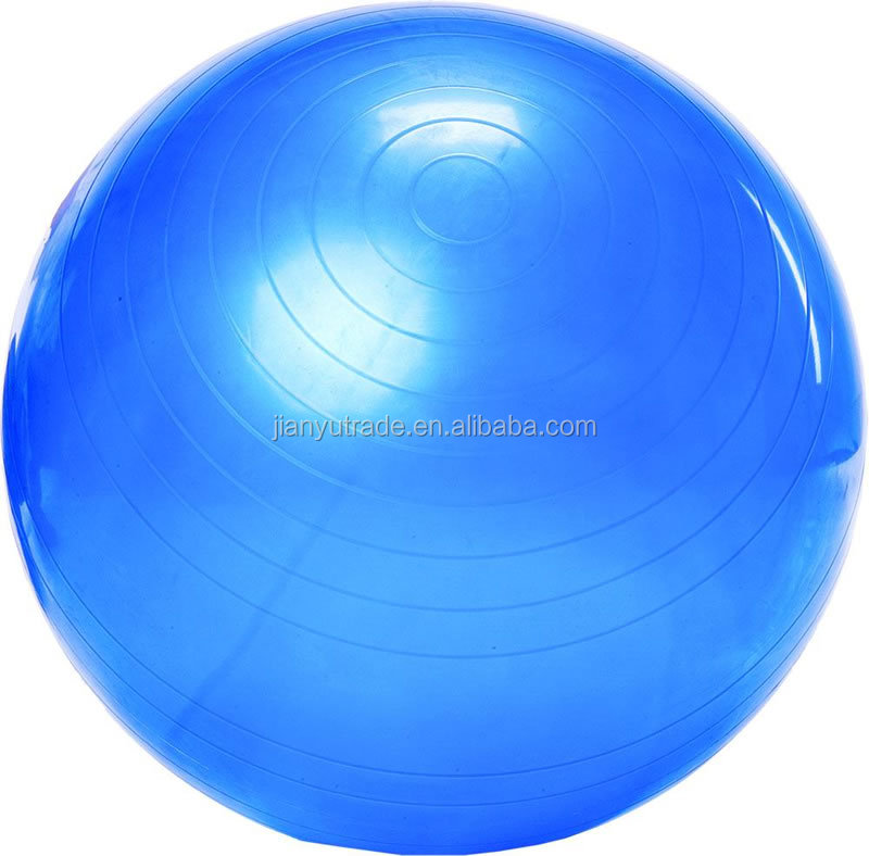 Hot Selling <strong>Eco</strong> Friendly Anti Burst PVC Gym Exercise Fitness Yoga Ball