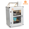 Single Nozzle FDM 3D Printing Machine MINGDA MD-4C Digital Printer Industrial 3D Printer of Build Size for Sale
