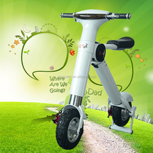 Two Wheeler Cheap 2 Wheel Balance Scooter 10 Inch 3 second folding ET Electronic Scooter