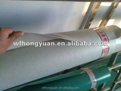 waterproofing pvc plastic roofing sheet / pvc sheet membrane / pvc waterproofing construction materials