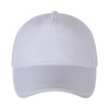 polyester Baseball Hat Adult Cotton Blank Sublimation Sun Cap Hat for Heat Transfer Printing