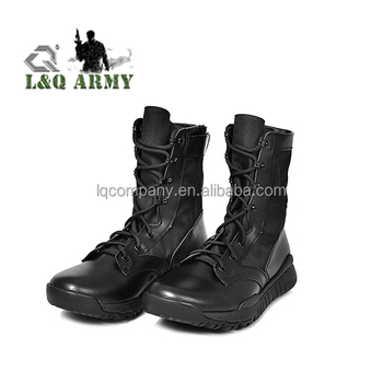 Mens' Military Tactical Ultra-Light Combat Work Boots