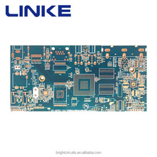 High quality Customized China OEM tv 94v0 pcb circuit board