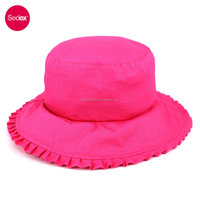 SEDEX social audit kids bucket cap child bucket hat sun hat