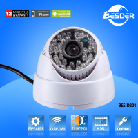 Shenzhen export dome indoor ip cctv camera for shopping mall