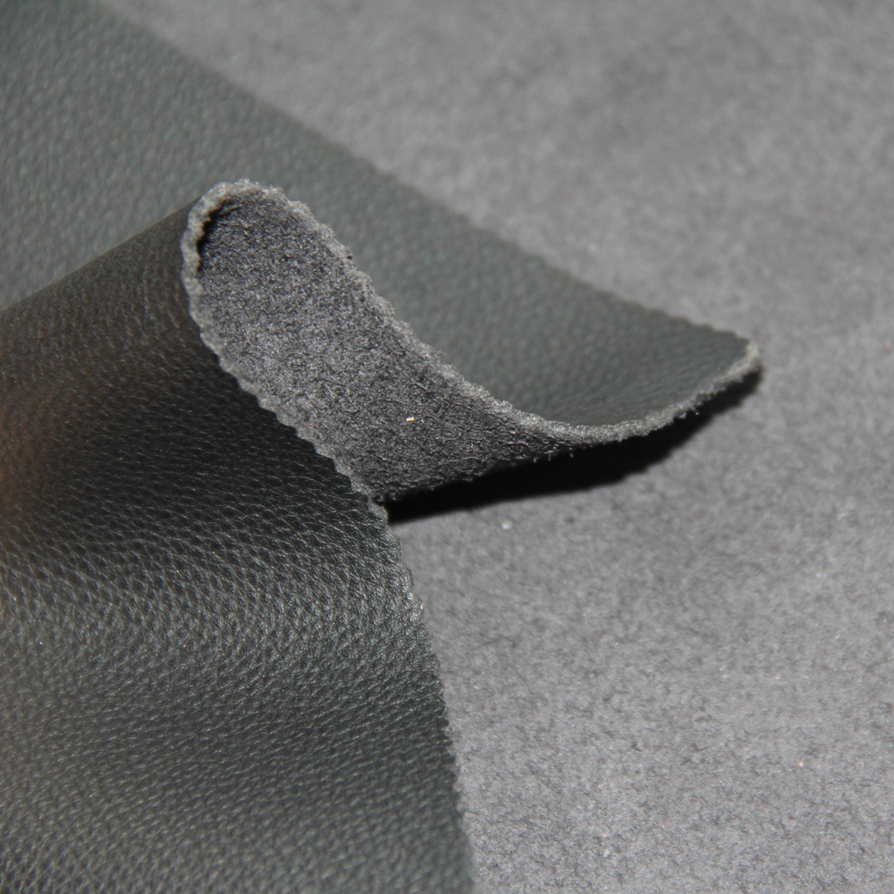 Customized synthetic nubuck leather for shoes With Long-term Technical Support