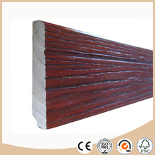 Brushed Antique Solid wood skirting board