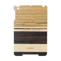New products 2014 wooden mobile phone casing for Ipad mini Factory price