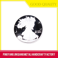 Art use good quality hockey souvenir coin