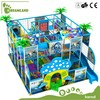 PVC material ocean theme indoor playground for kids