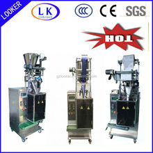 Salad Sauce Sachet Filling and Packing Machine