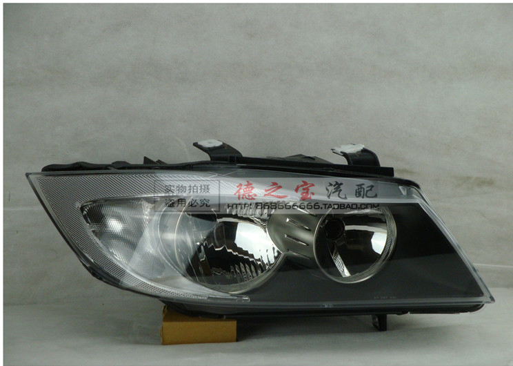 Car accessory driving light head lamp for BMW 3series E90 318i 320i 325i head light 05 08 model