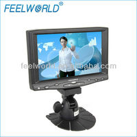 7 inch touchscreen lcd monitor with 1080p HDMI, AV, VGA input