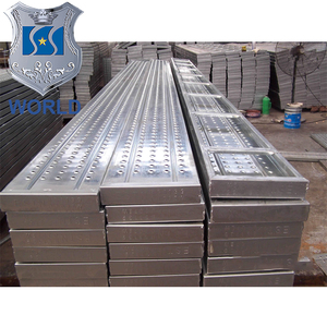 Wholesale Construction Perforated Metal Steel Scaffolding Plank