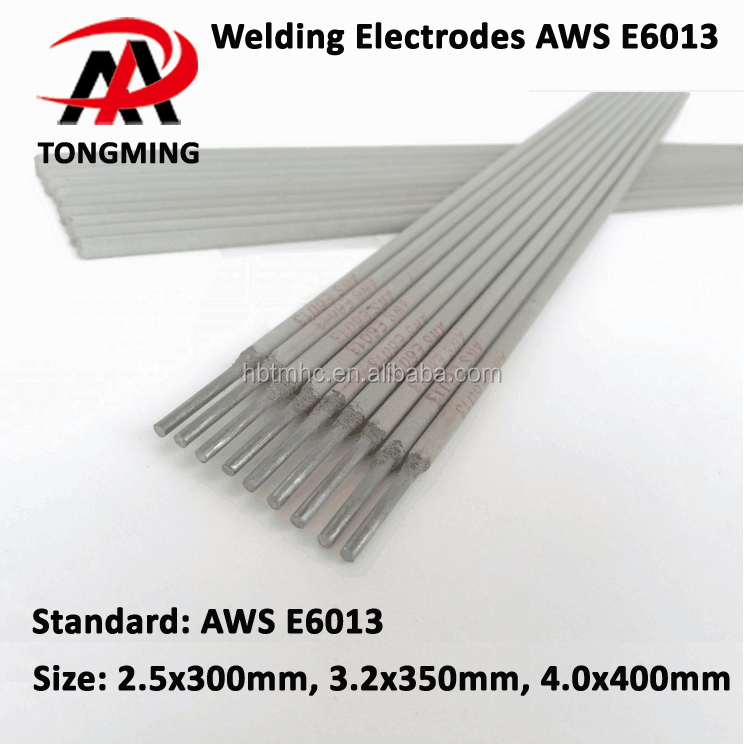 welding electrodes Rods for low carbon steel AWS E6013, E4313, J421