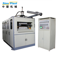 SINOPLAST China Cheap Price Auto Plastic Cup Making Manufacturing Thermoforming Machine