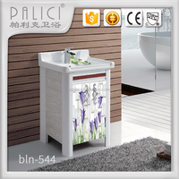 metal stainless steel bath basin bathroom cabinet