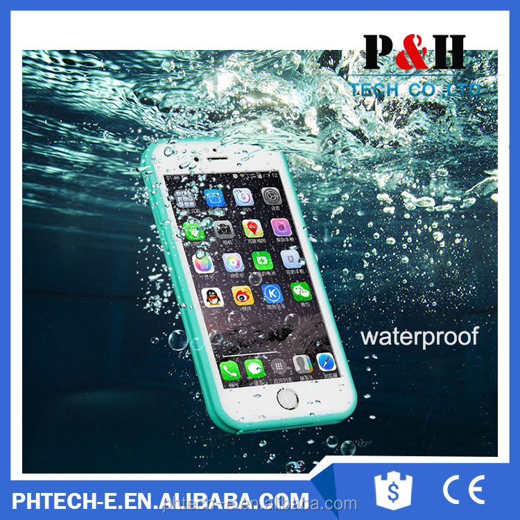 Wholesale Shockproof Waterproof Smartphone Covers Cell Phone Case For Iphone 7 Case