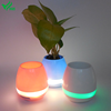 2017 Trending Products Flower Pot Speaker