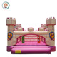 Giant inflatable air kids cartoon bounce house bouncy outdoor playground equipment bouncer jumping castle with water slide