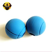 RAMBO Chinese Sports Factory Ball Shaped Dumbbell Durable Barbell Grip Gym Handle Grips