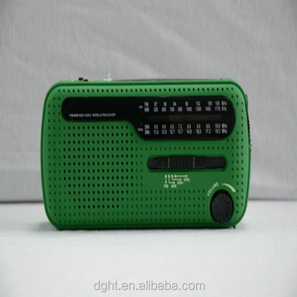 High quality wholesale cheap solar radio lantern with radio