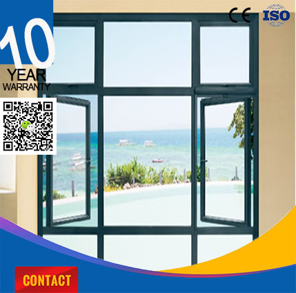 used cheap aluminum house casement windows for sale