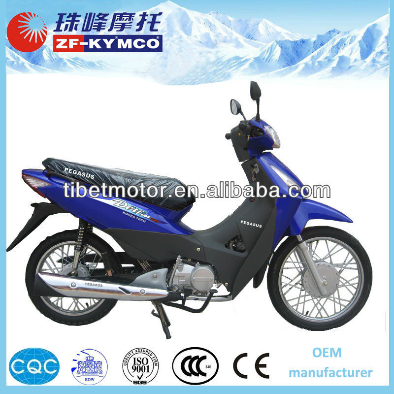 Chinese factory sale 100cc cub motorcycle ZF110V-3