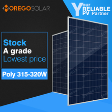 Moregosolar a grade 300w 315w 320w pv solar panel price for bangladesh in stock MS series