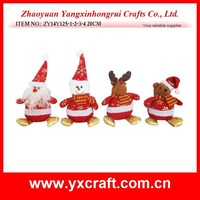 christmas decoration (ZY14Y125-1-2-3-4) Christmas gift toy