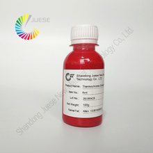 SGS certification Non-Toxic Thermochromic Pigment red blue black Color Pigment