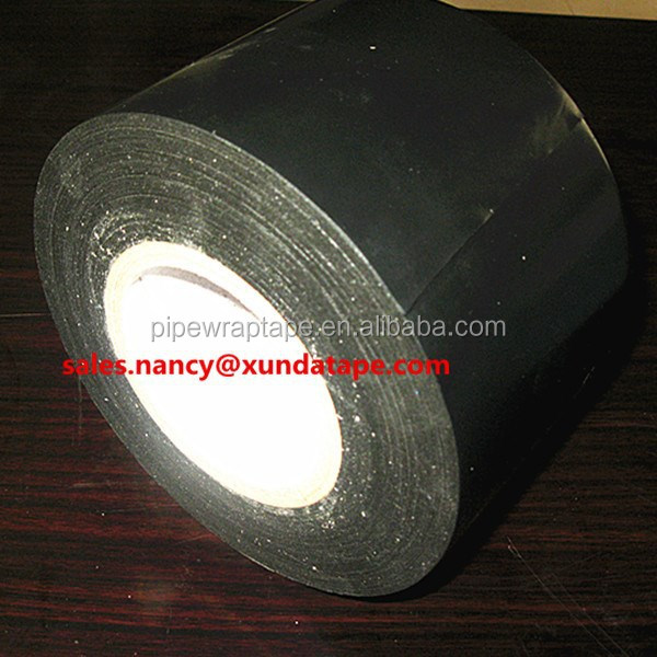 anti corrosion coating for pipes PE butyl wrapping tape